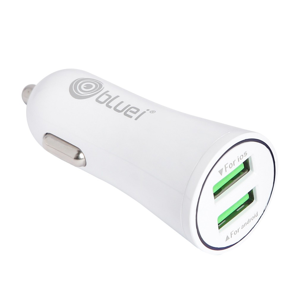 CC-22 3.1 Amp Fast Car Charger with Dual USB Port