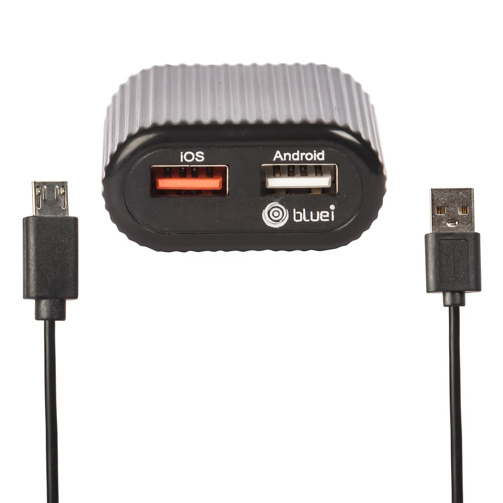 TC-03 3.1 Amp Mobile Charger with 2 USB Port